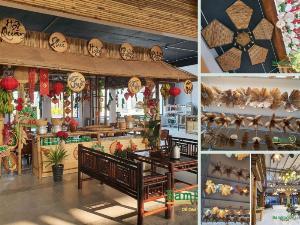 Vựa tre Sài Gòn chuyên bán nguyên liệu tre và đồ phụ kiện mây tre