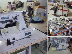 Địa chỉ bán máy vắt sổ mới, cũ đã sử dụng, Nhật bãi, Đài Loan, Trung Quốc - nơi nhận thanh lý máy vắt sổ Juki, Siruba, Jack TPHCM