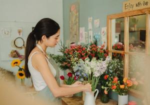 Những điều cần biết về kinh doanh hoa tươi - lưu ý cần biết, kinh nghiệm kinh doanh thành công