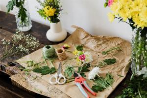 Danh sách phụ liệu ngành hoa tươi - Nhà cung cấp phụ liệu cắm hoa TPHCM