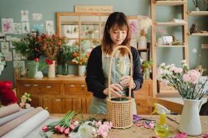 Mua phụ liệu cắm hoa ở đâu TPHCM - Đối tác cung cấp sỉ phụ liệu cắm hoa nhập khẩu cao cấp