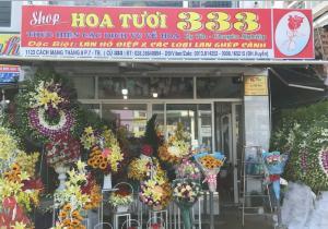 Shop hoa tươi Cách Mạng Tháng Tám, Tân Bình, TPHCM