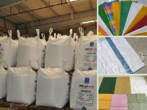 Công ty sản xuất bao PP dệt tại TPHCM - bao PP dệt, bao PA/PE từ 1-100kg, bao khổ lớn dùng cho xuất khẩu