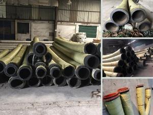 Nhà cung cấp ống cao su hút cát lõi thép chuyên dụng khai thác khoáng sản, ngành cát, thủy lợi, xả thải công nghiệp