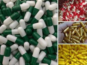 Nhà cung cấp viên nang rỗng HCM theo gram, kg, số lượng ít 100, 200 viên & nhiều size 00, size 0, size 1, size 2, size 3, size 4