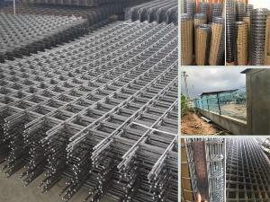 Cung cấp lưới thép kẽm sắt hàn, lưới thép hàn mạ kẽm làm hàng rào và xây dựng công trình dự án